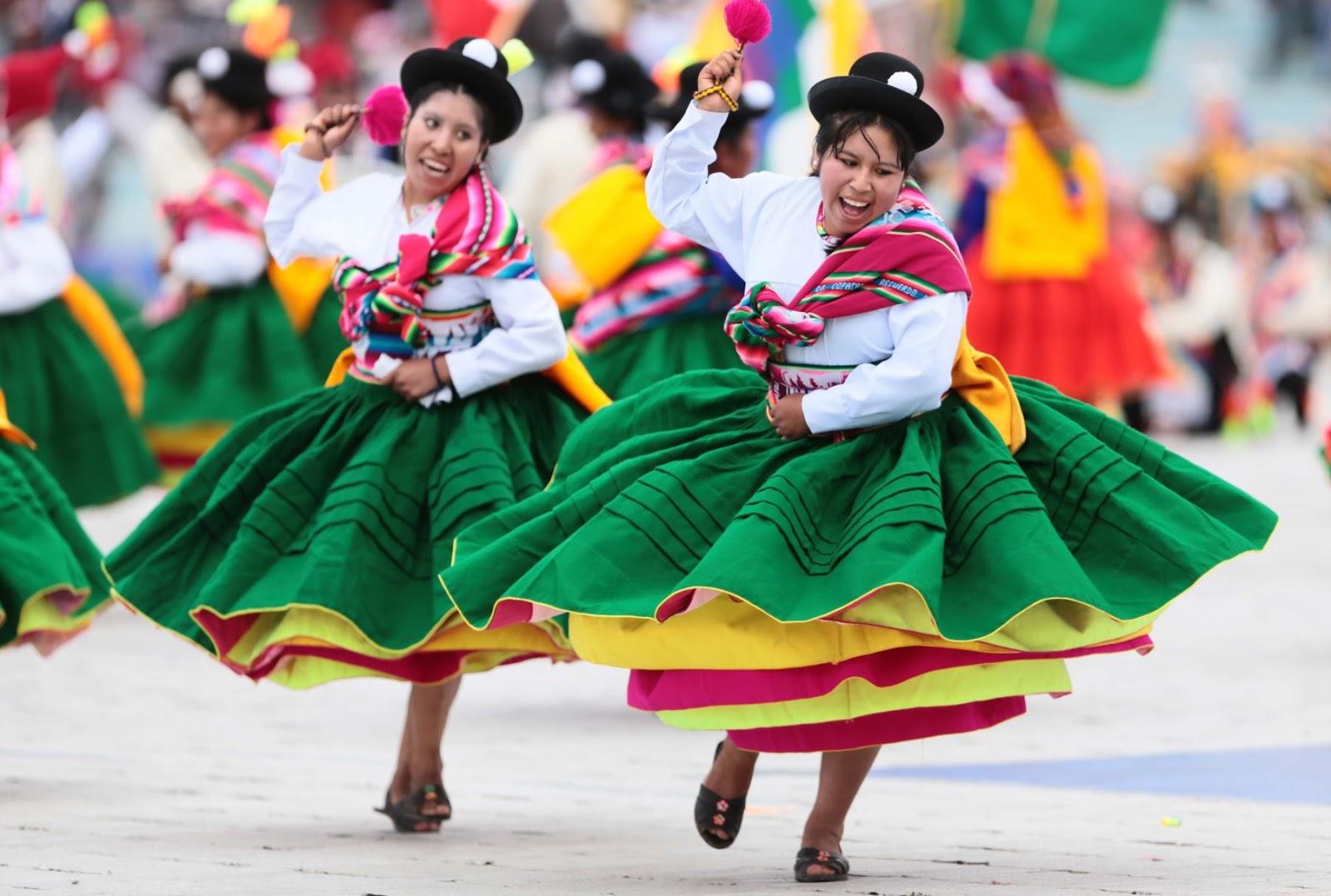 Danzas Tipicas Del Per Tarea Facil Monografia Danzas Del Peru