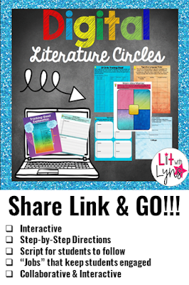 Digital Lit Circles