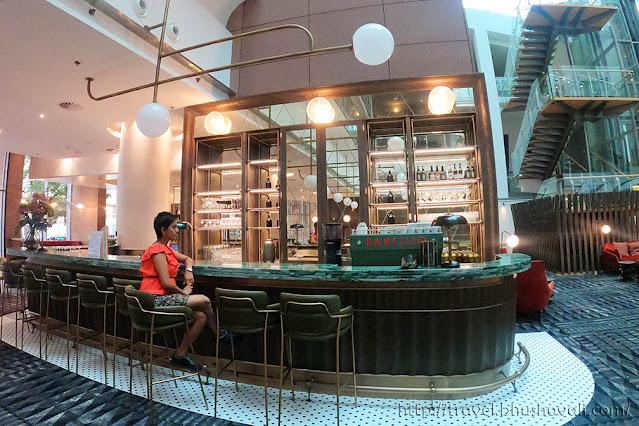 HILTON FRANKFURT CITY CENTRE Bar