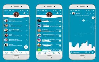 Airplane Theme For YOWhatsApp & Fouad WhatsApp By Leidiane
