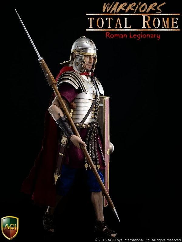ACI Toys - Total Rome - Roman Legionary : Gallic Helmet