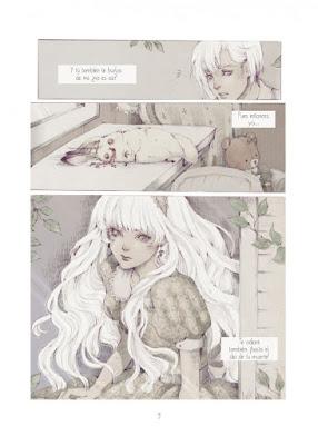 Review del cómic Cotton Tales de Laputyn - Shockdom