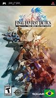 Final Fantasy Tactics The War Of The Lions Portugues