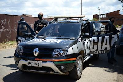 Edital da Policia Civil Ce 2021