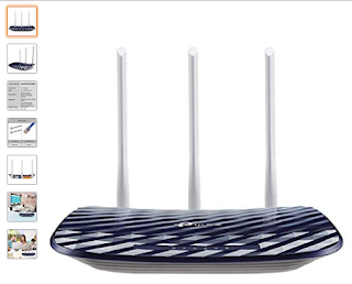 TP Link Archer wireless Dual band router