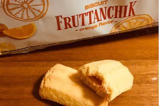 ウクライナのお菓子、フルッタンチック