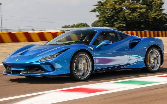 Ferrari F8 Tributo 2020: preço, fotos e especificações