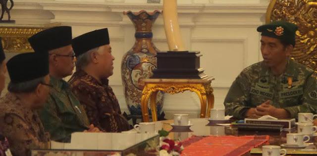 Jokowi-Ahok Resmikan Masjid Daan Mogot, Din: Itu Bentuk Politisasi Agama Yang Nyata