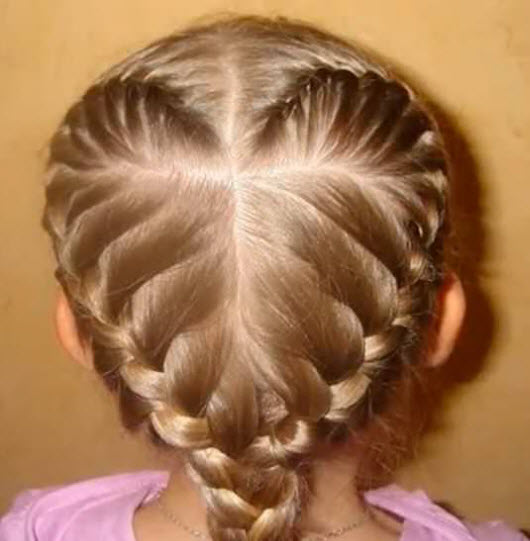 Cute%2BEasy%2BHairstyles%2BFor%2BLittle%2BGirls%2B%25284%2529 30 Cute Easy Hairstyles For Little Girls Interior