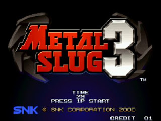 Metal Slug 3 Game Free Download Full Version