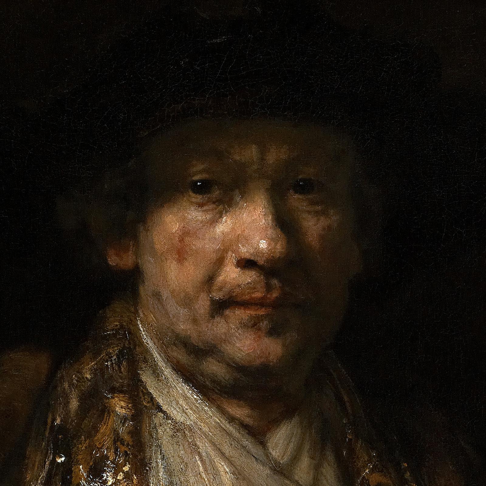 Rembrandt | Self-Portrait, 1658 | Art in Detail | Tutt'Art ...