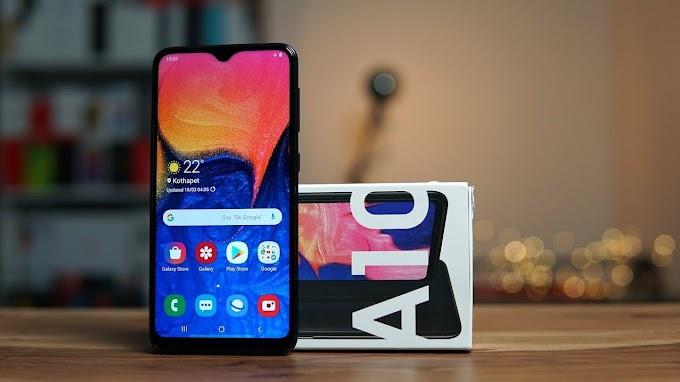 Sorteio de Um Smartphone Samsung Galaxy A10