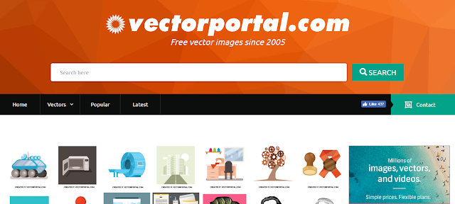 free vector resources, best places for vectors resources