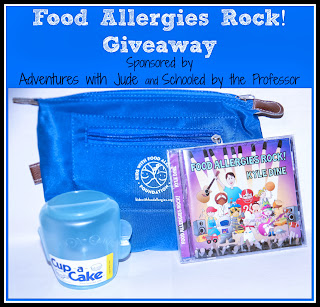 food allergies rock giveaway
