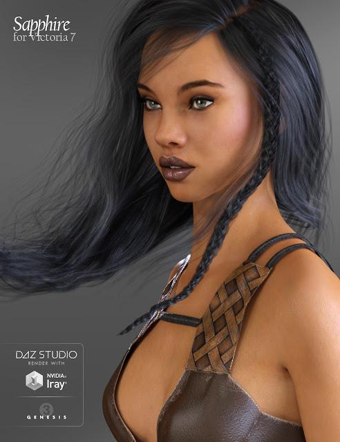 Sapphire HD for Victoria 7