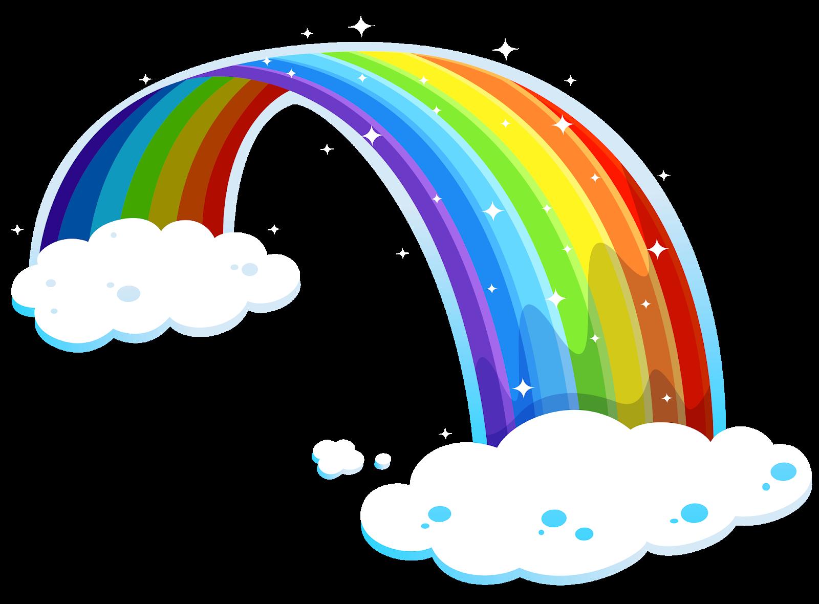 картинка радуги без фона предохранительный