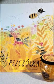 """""""Pszczółka"""" Kirsten Hall, Wydawnictwo Kultura Gniewu - recenzja"""