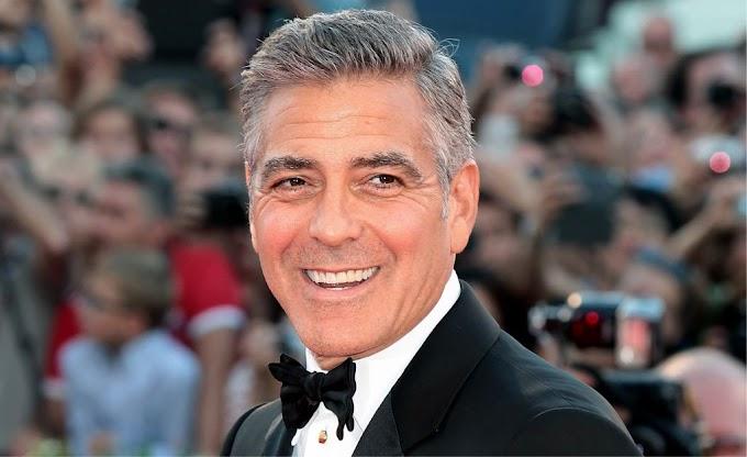 Celebridade: Clooney doou US$ 1 milhão a cada um de seus 14 melhores amigos