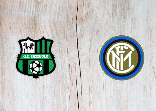 Sassuolo vs Inter Milan Full Match & Highlights 20 October 2019
