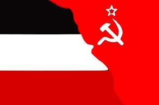 Reich Urss Flag, Comunisti, Germania, rivoluzione conservatrice, nazbol