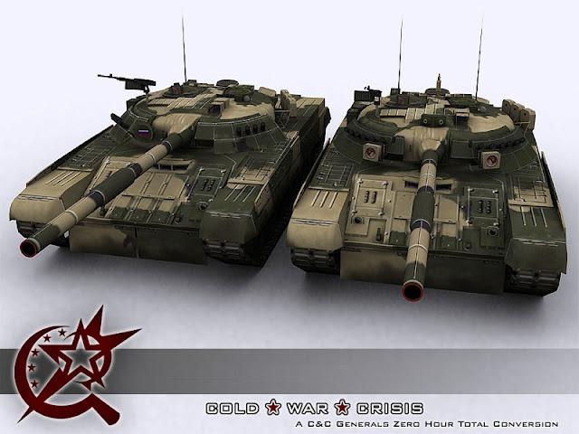C&C: Generals Cold War Crisis 119