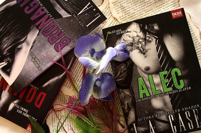 Alec: O que ALEC possui... ALEC mantém - Irmãos Slater #02 - L.A. Casey