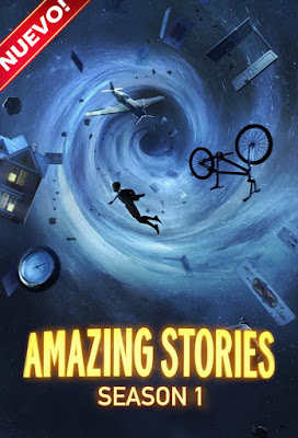 Amazing Stories (TV Series) S01 CUSTOMHD Dual Latino 5.1 + Sub