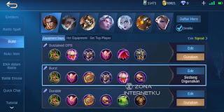 Worst and Strongest Balmond Build 2021 in Mobile Legends game