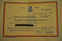 Kenya certificate of good conduct how to apply requirements police certificate of good conduct requirements for kenyan citizens thecheapjerseys Images
