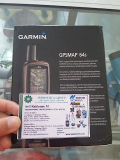 JUAL GPS GARMIN 62s ALAT UKUR LUAS LAHAN / TANAH