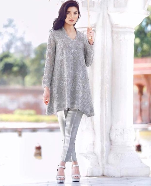 Party Wear Eid Collection For Women By Sana Salman