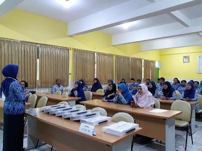 Pelaksanaan Penilaian Akhir Semester Genap 2018-2019