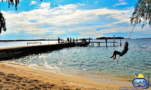 pulau perak open trip pulau harapan