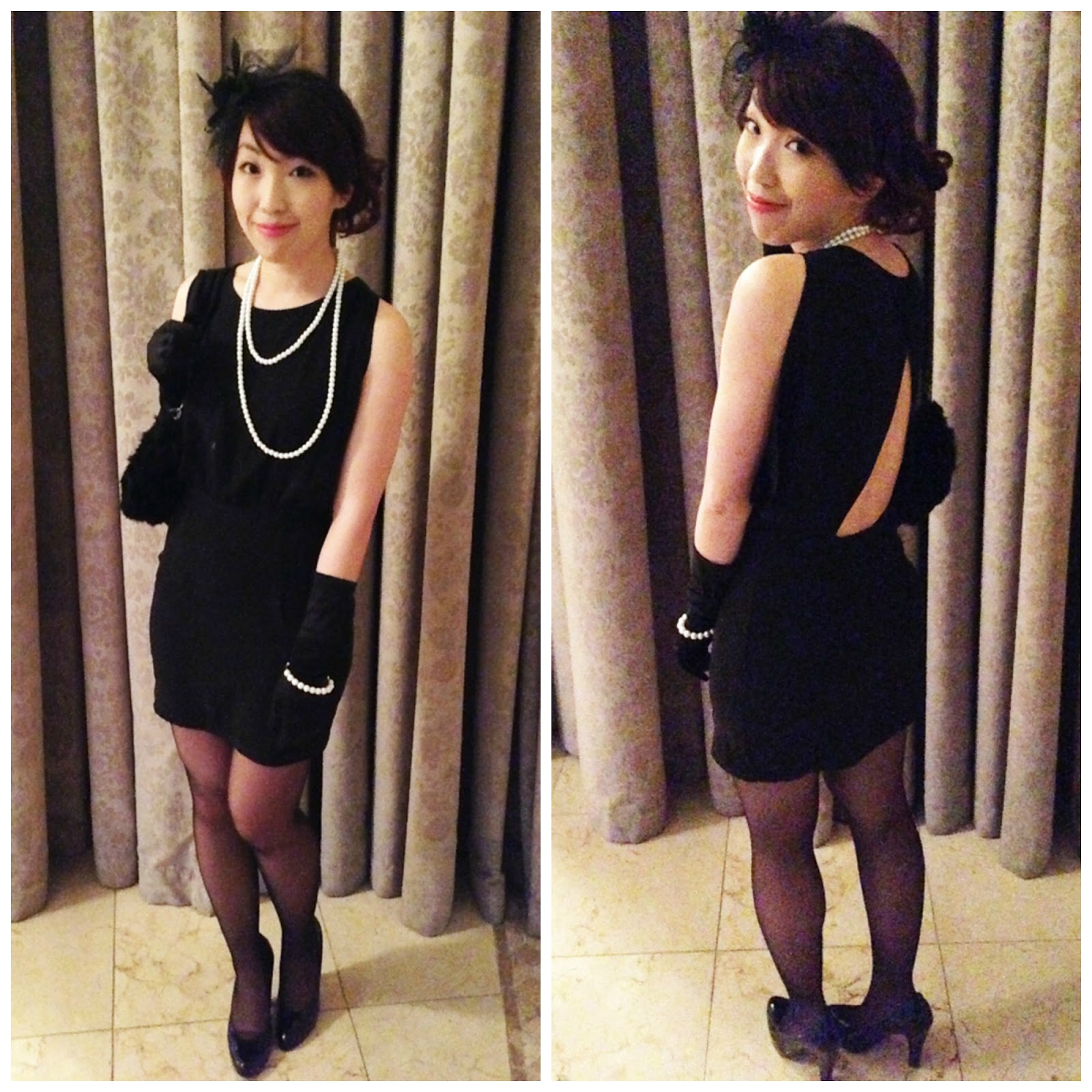 {Outfit of the Day} That Little Black Dress