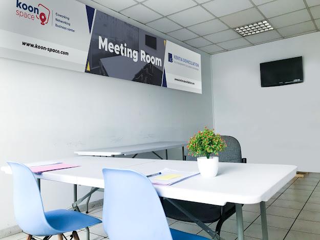 Salle de réunion - Ambatonakanga