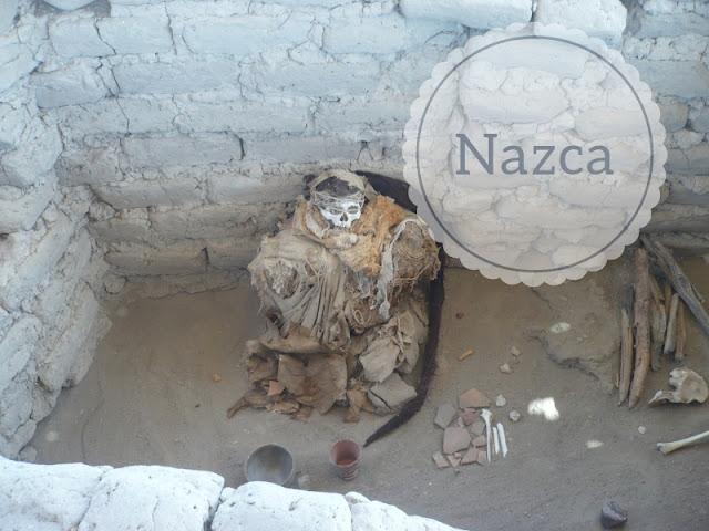 Cosa vedere a Nazca:  Chauchilla