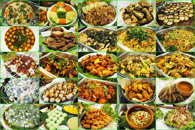 Ramadhan Buffet 2017 At STREAT Thai Jaya One The School