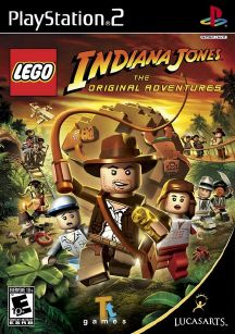 Lego Indiana Jones PT-BR PS2 Torrent