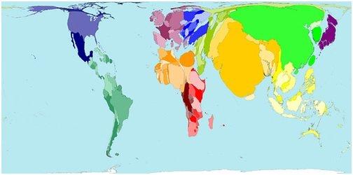 populacao%2Bmundial