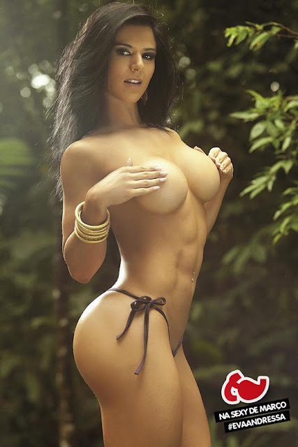 Eva Andressa - Musa do Fitness