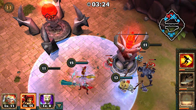 Legendary Heroes Apk v2.1.9 Mod (Unlimited Gold/Diamonds)