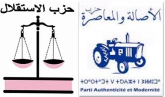 التراكتور مشاو ليه جوج ديال المقاعد، والميزان واحد فمجلس النواب