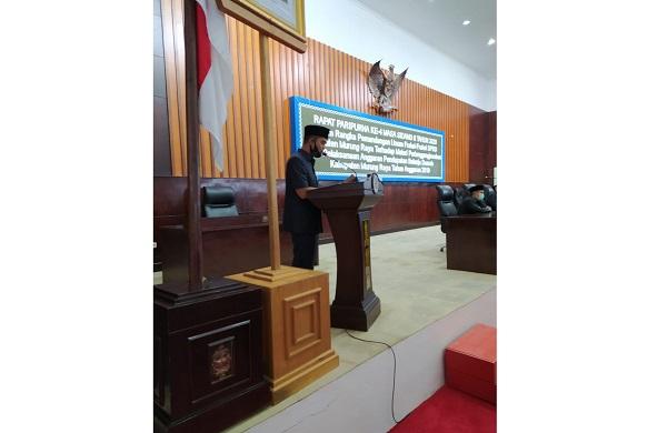 Fraksi PKB Apresiasi Capaian WTP Pemkab Mura