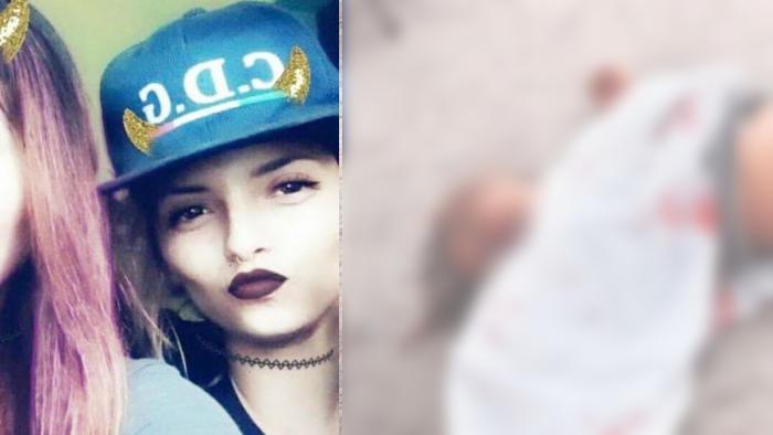 A sangre fría sicarios ejecutan y abandonan a joven mujer del CDG en Reynosa, Tamaulipas; sujetos levantan el cuerpo