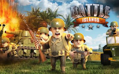 Battle Islands v2.3.2 Mod Apk Terbaru for android