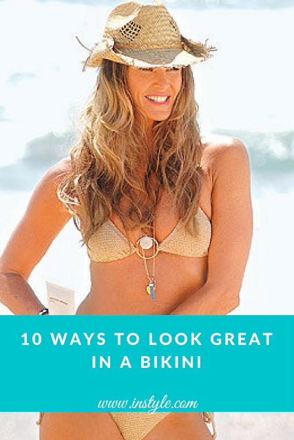 10 ways to look great in bikini