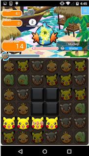 Pokemon Shuffle Mobile MOD APK Terbaru v.1.12.0 (Unlimited Coins)