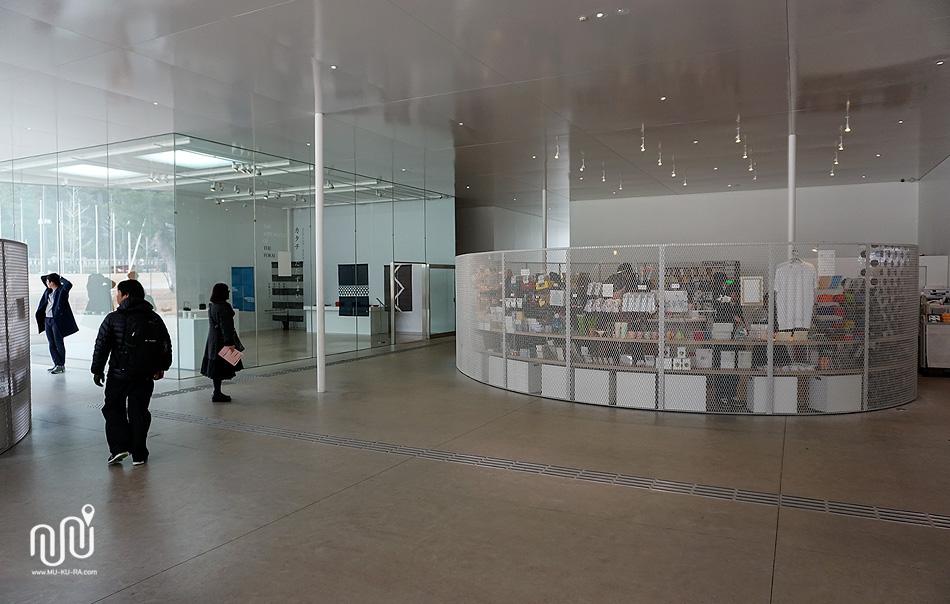พิพิธภัณฑ์ 21st Century Museum of Contemporary Art, Kanazawa