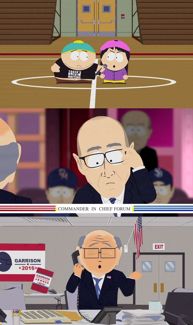 South Park Temporada 20 Completa HD 720p Latino Dual