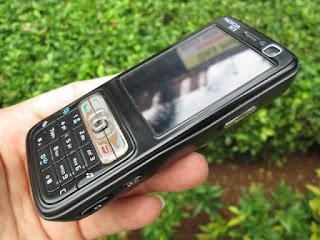 Nokia jadul N73